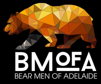 Bear Men Of Adelaide logo